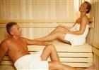 Finská sauna & parní lázeň  (klikni pro zvětšení)