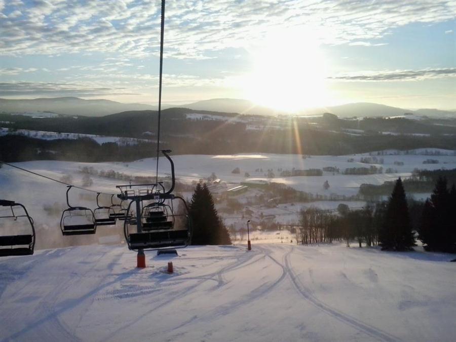 Skiareál Kunčice
