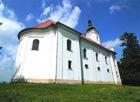 Poutní kostel Panny Marie Pomocné  (klikni pro zvětšení)