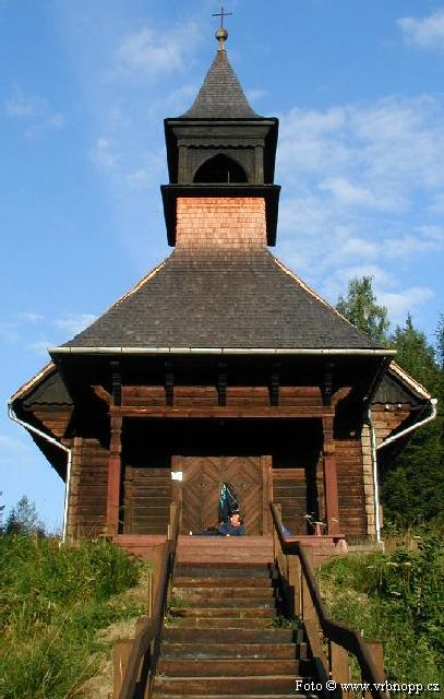 Kaplička sv. Hedviky ve Vidlích