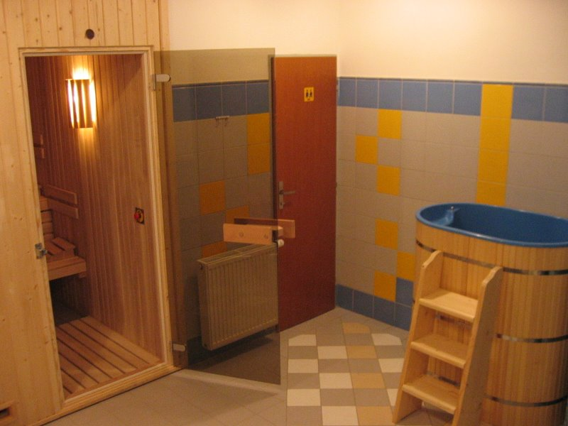 Relaxcentrum Sepetn - sauna