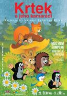 Krtek a jeho kamarádi: Zvířátka z ilustrací Kateřiny Miler