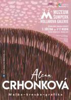 ALENA CRHONKOVÁ. Malba – kresba – grafika