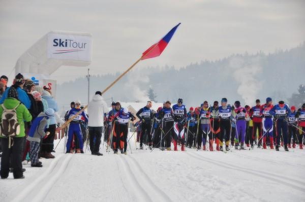 Karlovská 50 start