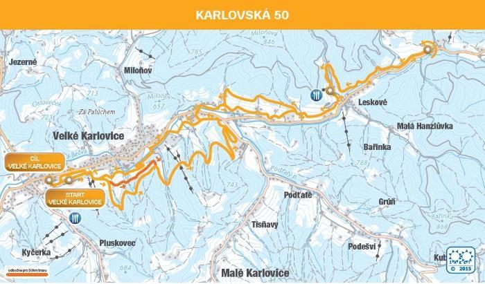 Karlovská 50 mapa