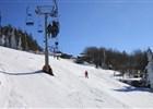 Lanová dráha Pustevny - lyžařské středisko  (klikni pro zvětšení)