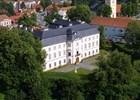 Letecký pohled na Zámek Vizovice  (klikni pro zvětšení)