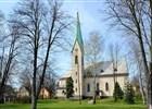 Farní kostel v Albrechticích  (klikni pro zvětšení)