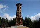 Rozhledna Miloňová - Velké Karlovice  (klikni pro zvětšení)