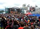 Radegast den - hlavní stage  (klikni pro zvětšení)