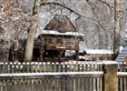 Hospoda v dřevěném městečku  (klikni pro zvětšení)