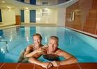 Wellness resort ENERGETIC **** bazén s chrličem  (klikni pro zvětšení)