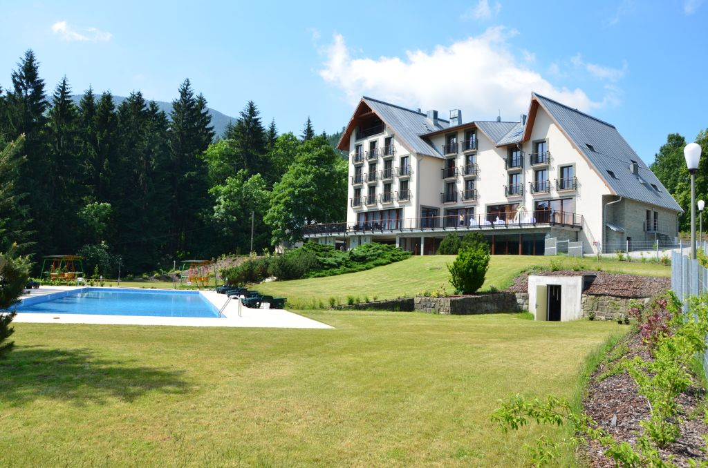 BELTINE FOREST HOTEL **** - OSTRAVICE