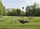 Venkovní hřiště u Penzionu Ovečka  (klikni pro zvětšení)