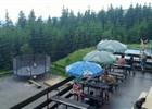 Turistická chata Severka - Venkovní terasa  (klikni pro zvětšení)
