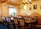 Turistická chata Severka - restaurace - nekuřácká část  (klikni pro zvětšení)