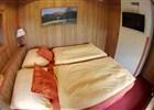 Ložnice v malém apartmá  (klikni pro zvětšení)