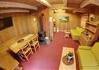 Velké apartmá - obývací místnost  (klikni pro zvětšení)