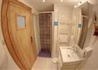 Malé apartmá - koupelna  (klikni pro zvětšení)