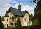 Vládní vila v Luhačovicích  (klikni pro zvětšení)