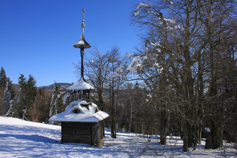 Pustevny - Zvonička
