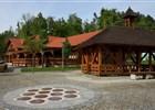 Centrum obce Malenovice  (klikni pro zvětšení)