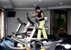 Fitness hotelu Troyer  (klikni pro zvětšení)