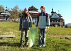 Pustevny a Radhošť byly očistěny od odpadků  (klikni pro zvětšení)