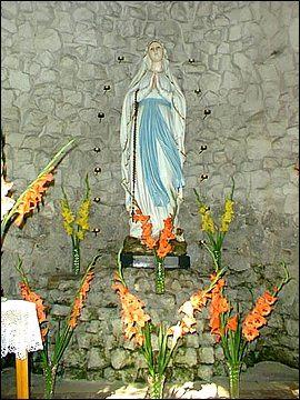 LURDSKÁ KAPLE PANNY MARIE VE FRENŠTÁTĚ POD RADHOŠTĚM