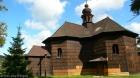 DŘEVĚNÝ KOSTEL SV. PANNY MARIE SNĚŽNÉ VE VELKÝCH KARLOVICÍCH  (klikni pro zvětšení)