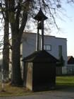 dřevěná zvonička  (klikni pro zvětšení)