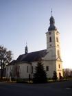 kostel sv. Jiří z jihu  (klikni pro zvětšení)