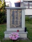 Památník obětem II. svět. války  (klikni pro zvětšení)