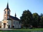 kaple sv. Jana Nepomuckého  (klikni pro zvětšení)