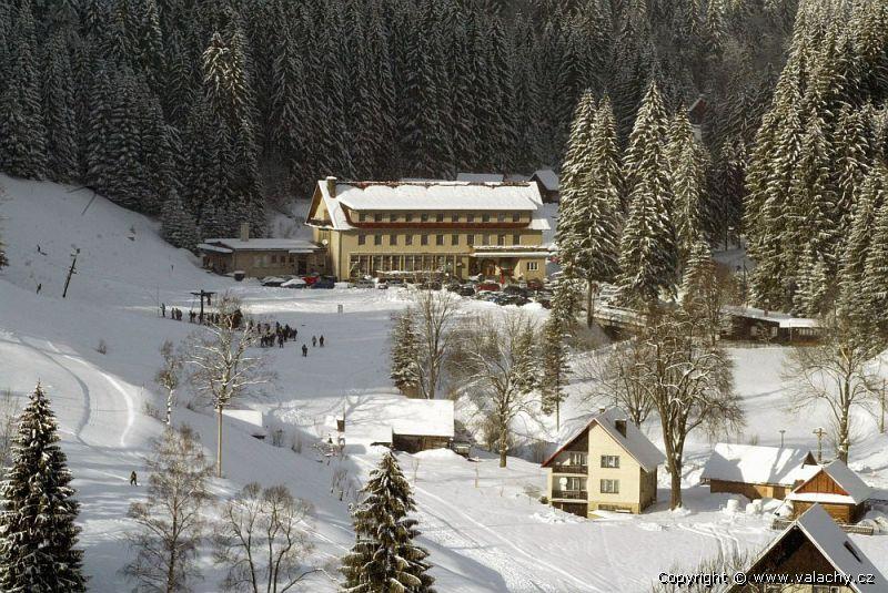 HOTEL GALIK VE VELKÝCH KARLOVICÍCH