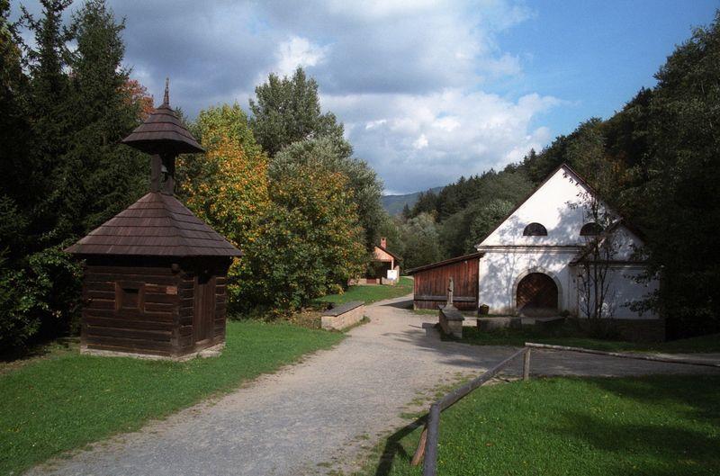Mlýnská dolina
