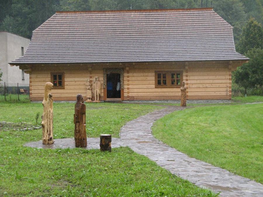 Muzeum v Dolní Lomné