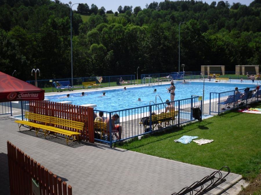 Koupaliště Valašská Senice