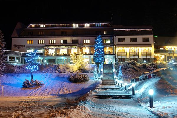 HOTEL TROYER **** TROJANOVICE