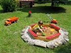 Zahradní pískoviště  (klikni pro zvětšení)