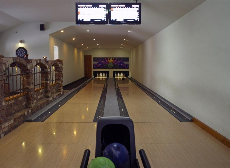 Penzion na Kamyncu - bowling