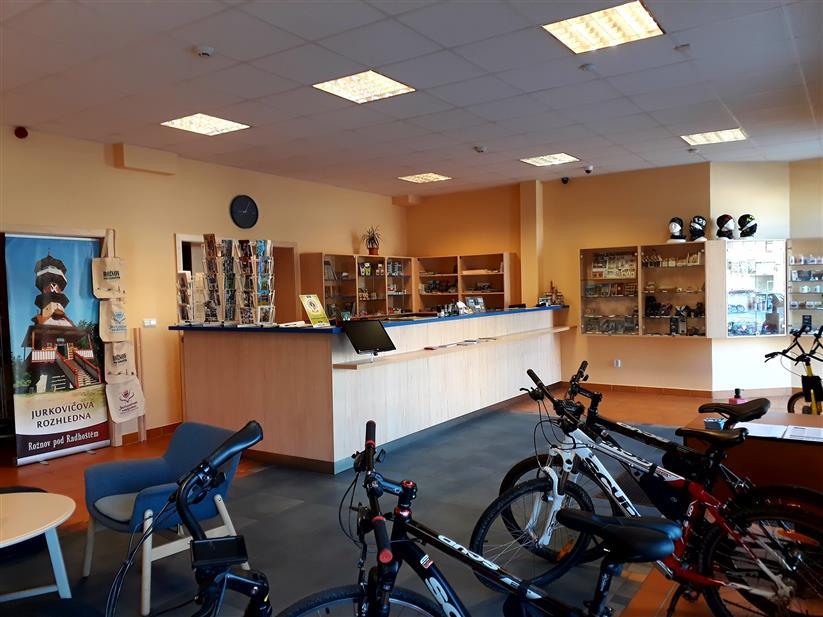 Turistické informační centrum Rožnov p.R.