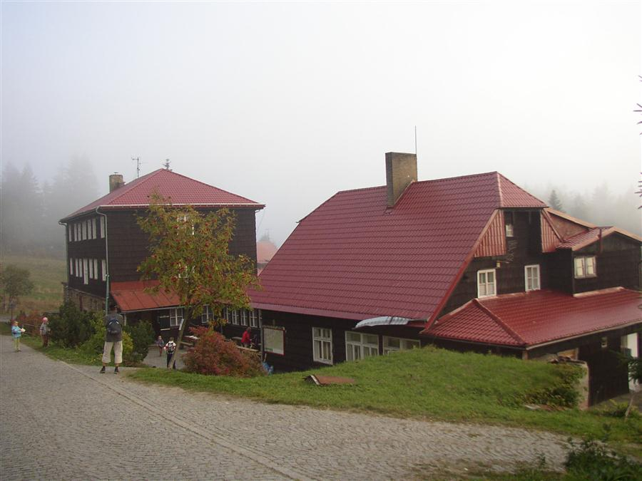 Hotel Sulov na Bílém Kříži