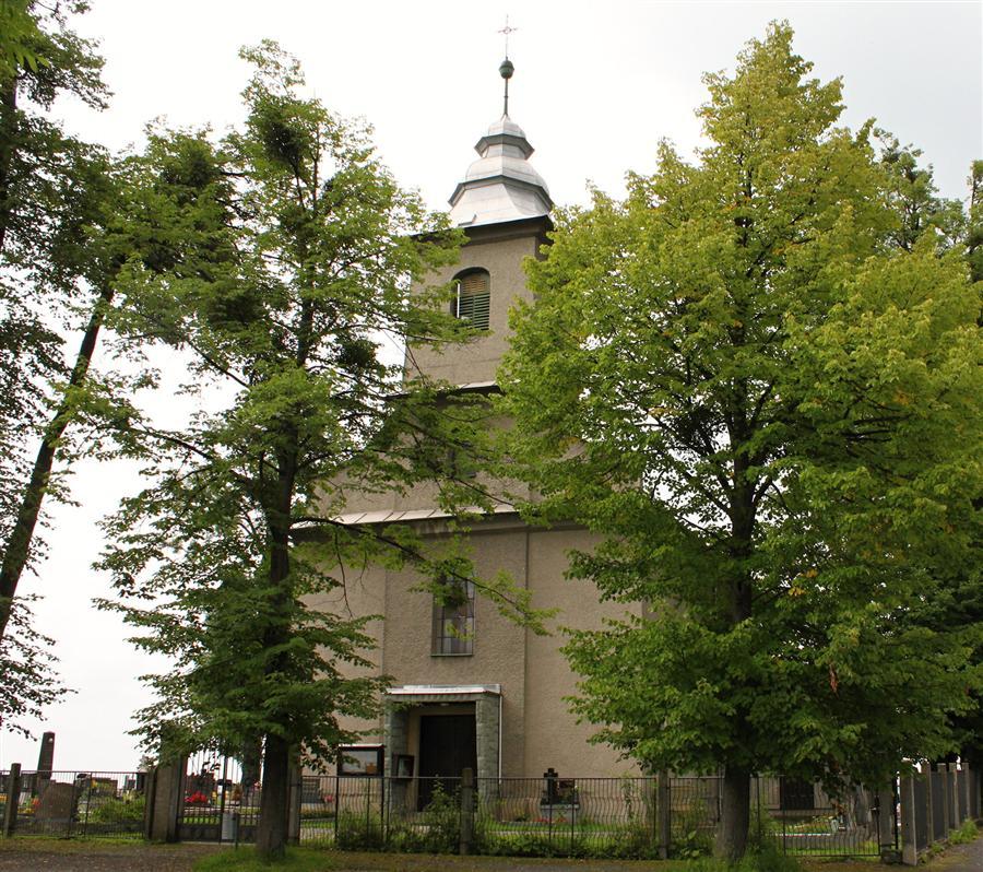 Římsko-katolický kostel sv. Michala Archanděla