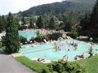 Ohřívané bazény u hotelu Javor  (klikni pro zvětšení)
