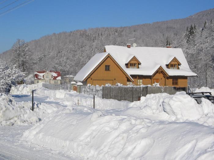 Zima 2005-06, Obec Řeka