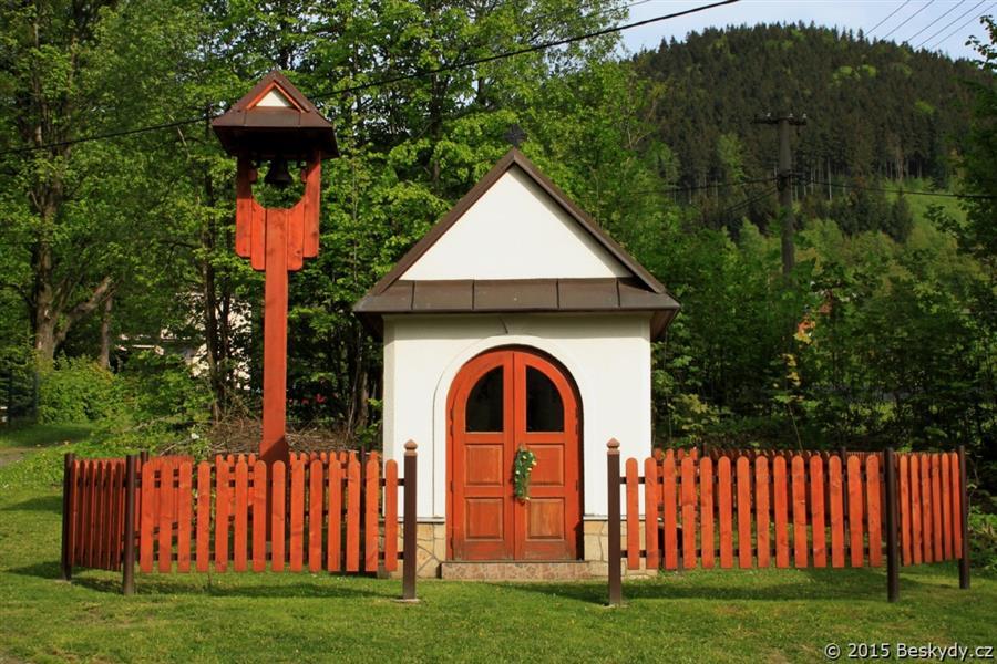 Kaplička v Malenovicích