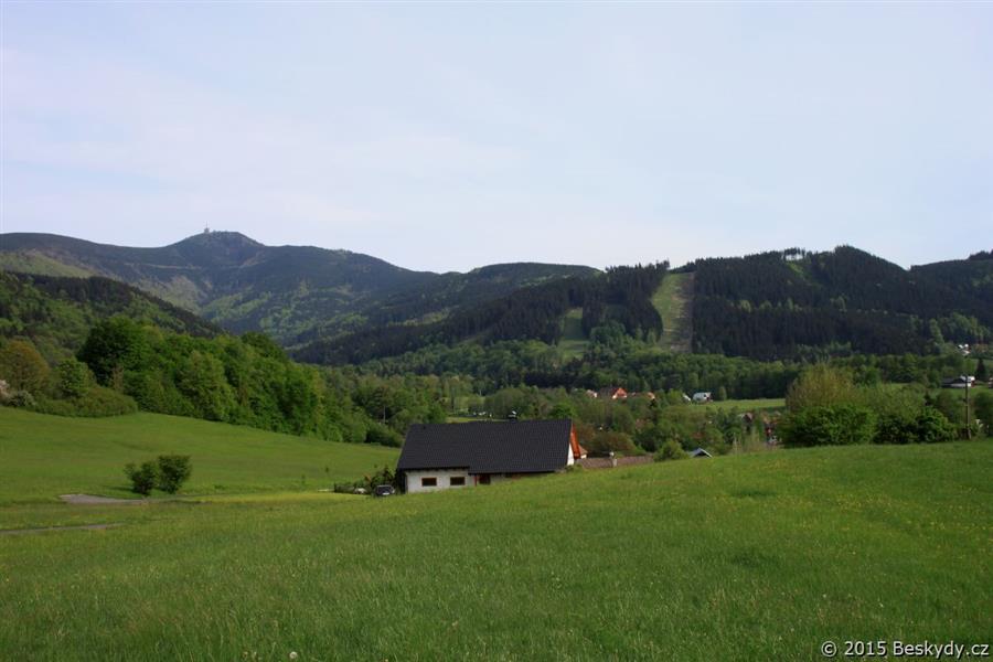 Masiv Lysé hory