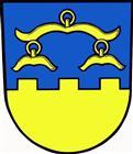 HRÁDEK VE SLEZSKU - znak  (klikni pro zvětšení)