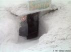 Lysá hora - Šantán pod sněhem  (klikni pro zvětšení)
